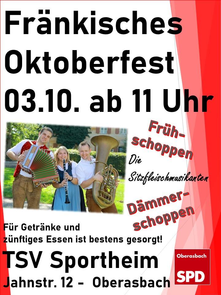 Fränkisches Oktoberfest